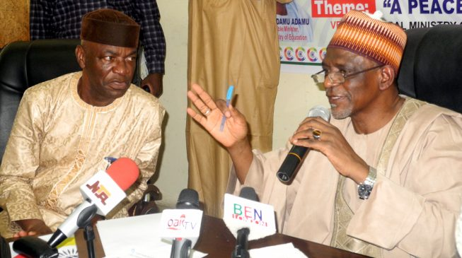 One in three Nigerians illiterate, says education minister