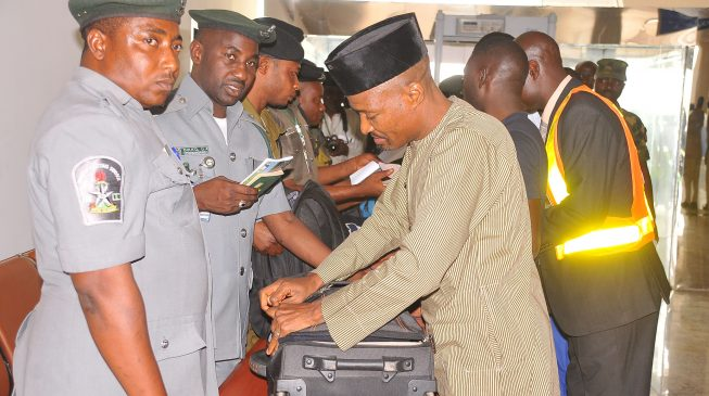 FG orders tighter security on local flights over ISIS threat