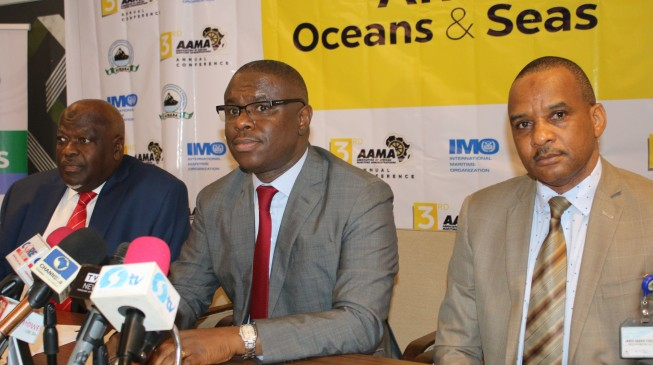 After failing under Jonathan, NIMASA gets Buhari's nod to host global maritime conference