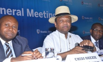 Omiyi, former Shell MD, succeeds Peterside as Stanbic IBTC chairman
