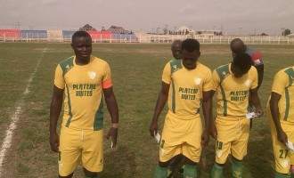Plateau United thrash Pillars to remain top of NPFL