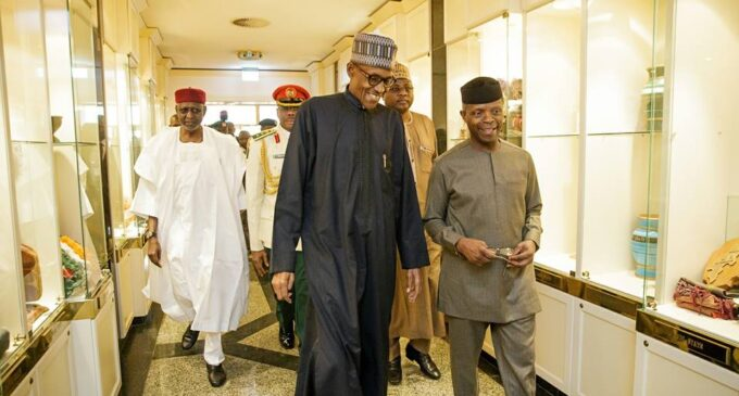 Buhari: Osinbajo will keep acting as I continue my rest (updated)