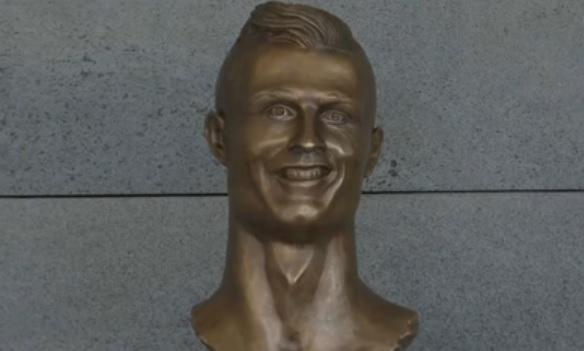 RonaldoBust
