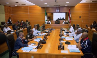 The military is on top of its game in the north-east, says Osinbajo