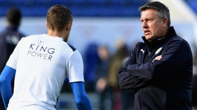 Craig Shakespeare appointed Leicester manager until end of season