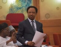 There's a cycle of power within Buhari's govt, says Shehu Sani on Kachikwu's letter