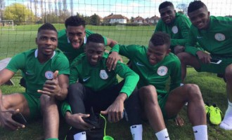 Super Eagles, Teranga Lions share spoils in London friendly