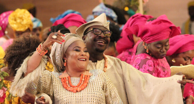 The Wedding Party: Kemi Adetiba's interpretation of 'owanbe'