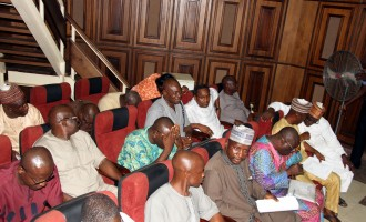 PHOTOS: The INEC officials accused of collecting bribes in Rivers