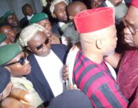 Court grants Kanu bail, tells him to produce a Jewish leader as surety