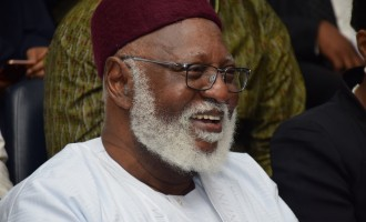 Abdulsalami is the architect of Nigeria's democracy, says Oyegun
