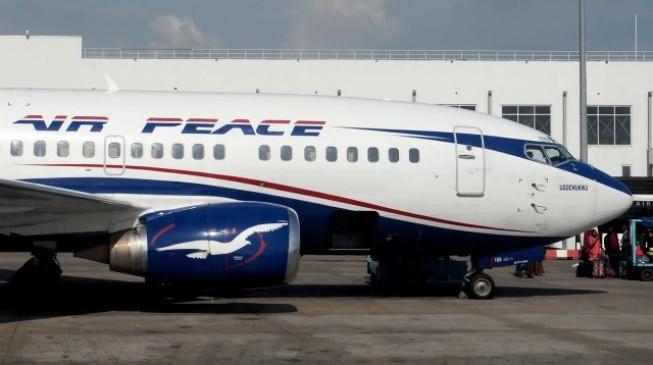 Air Peace aircraft burgled at Lagos airport