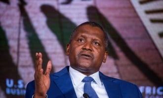 TRIBUTE: 60 hearty cheers to Aliko Dangote, the man who made Archbishop Idahosa shed tears