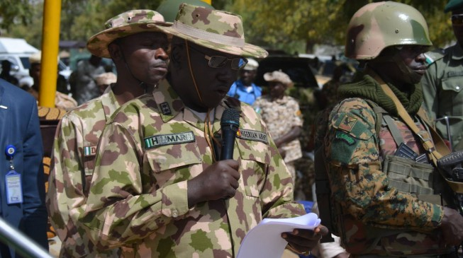 Army releases 25 children cleared of 'ties' with Boko Haram