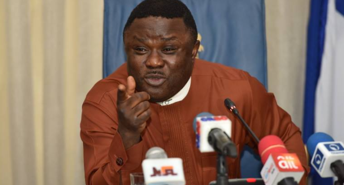 Ayade: FG trying Agba Jalingo for treason over Sowore's RevolutionNow protest