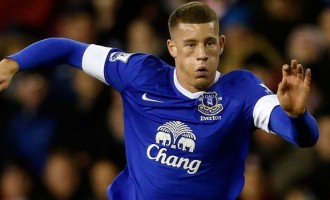 Everton player Ross Barkley, who has Nigerian roots, suffers 'racist abuse'