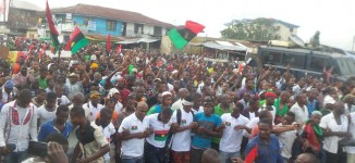 Amnesty asks FG to investigate killing of '60 Biafra protesters'