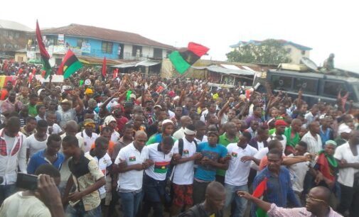 Court frees 44 IPOB members detained in Bayelsa