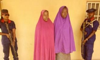 NSCDC arrests ex-wife of Boko Haram commander