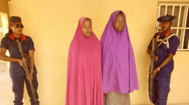 NSCDC arrests ex-wife of Boko Haram commander