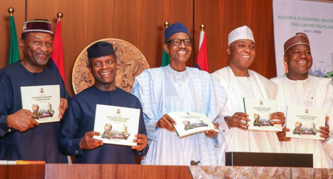 Buhari must develop Nigeria even if it means stealing, says World Bank consultant