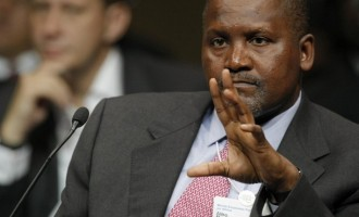 Dangote: Nigeria loses N20bn daily to bad Apapa road