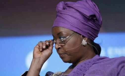 EFCC: Charges against Diezani NOT dropped
