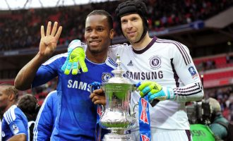 EXTRA: Drogba kick-starts FA Cup mind game after Arsenal book Chelsea final showdown