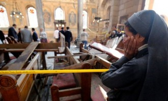 43 killed as explosions rock two Egyptian churches (updated)