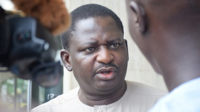 Femi Adesina: If you are a potential thief, you have every cause to worry about Buhari's recent comment