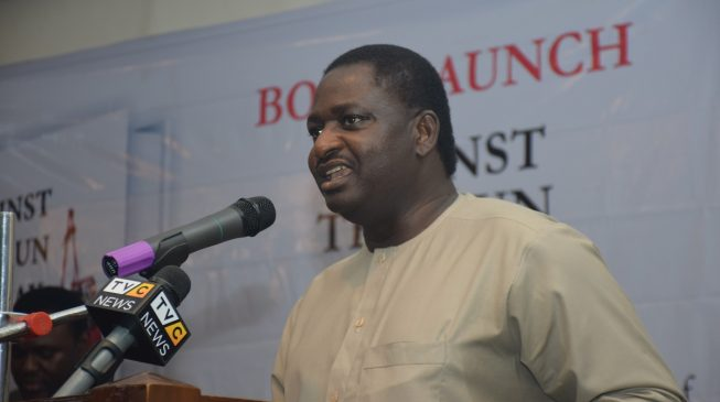 Femi Adesina: Nigeria's poor rating on corruption is a low mark for citizens – not government