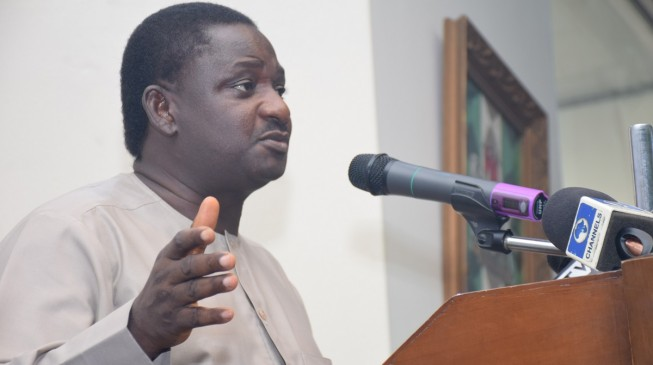 Femi Adesina: Only the blind won't see the good things happening under Buhari