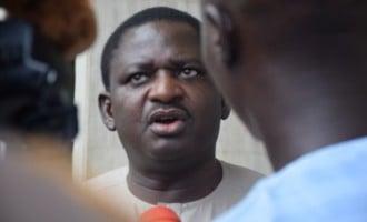 Femi Adesina: Adeosun ran into Bakare at Aso Rock
