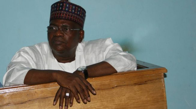 FG withdraws corruption charges against Goje — one month after he endorsed Lawan