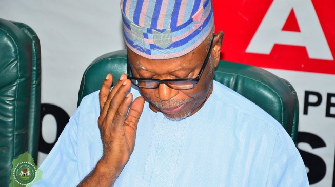 Oyegun: APC discussed true federalism at caucus meeting