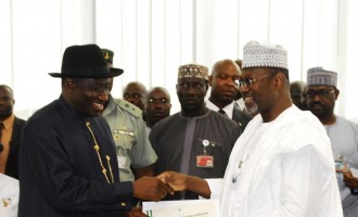 Jega disappointed me, says Jonathan