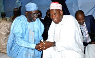 Ganduje: How I missed being governor in 1999