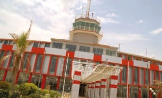Fire outbreak at Kano airport