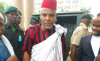 Presidency: We don't consider Nnamdi Kanu a south-east leader of thought