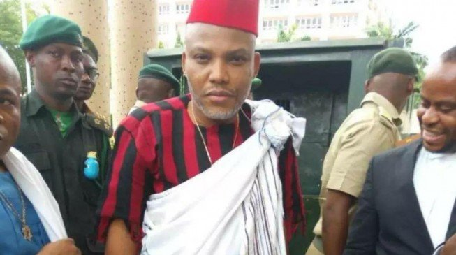 Attacks on Igbo leaders to continue - Nnamdi Kanu