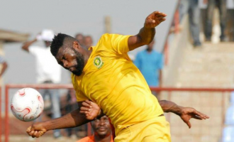 Udechukwu bags brace to give Katsina win over Rivers United