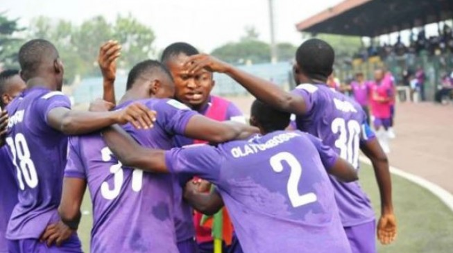 MFM demolish El-Kanemi 3-0 to go top of the league