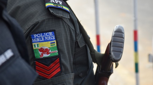 Delta police restricts vehicular movement ahead of Anambra poll