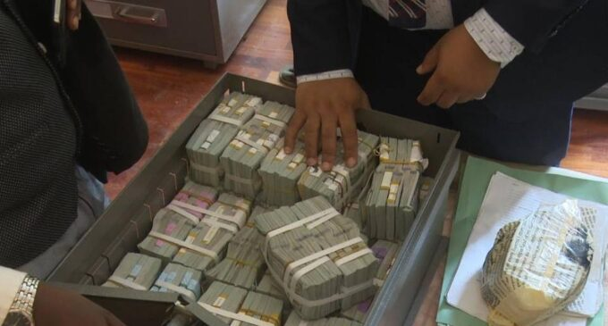 Whistle-blower alleges disappearance of recovered $2bn loot, demands probe