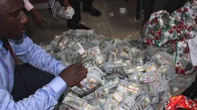 SERAP demands identities of the real owners of Ikoyi cash