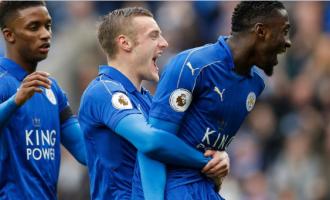 Ndidi scores stunning goal as Leicester defeat Stoke