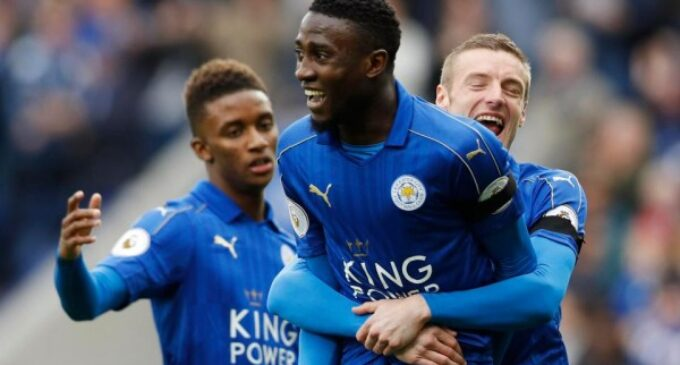 Ndidi is Leicester City's most consistent player, says Puel