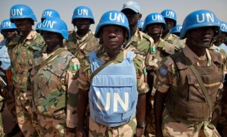 Nigeria to chair UN peacekeeping committee for the 45th time