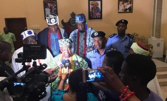Police accuse Ikorodu traditional rulers of conspiring with militants