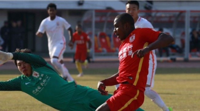 Chinese League not as easy as people think, says Ighalo
